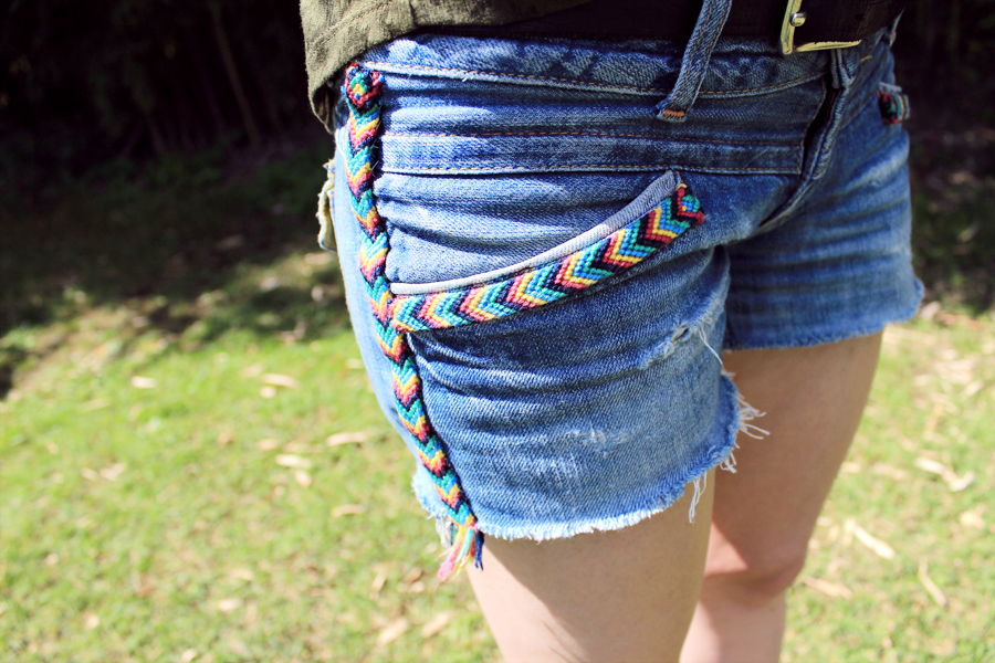 DIY summer shorts. – Look what I made ...