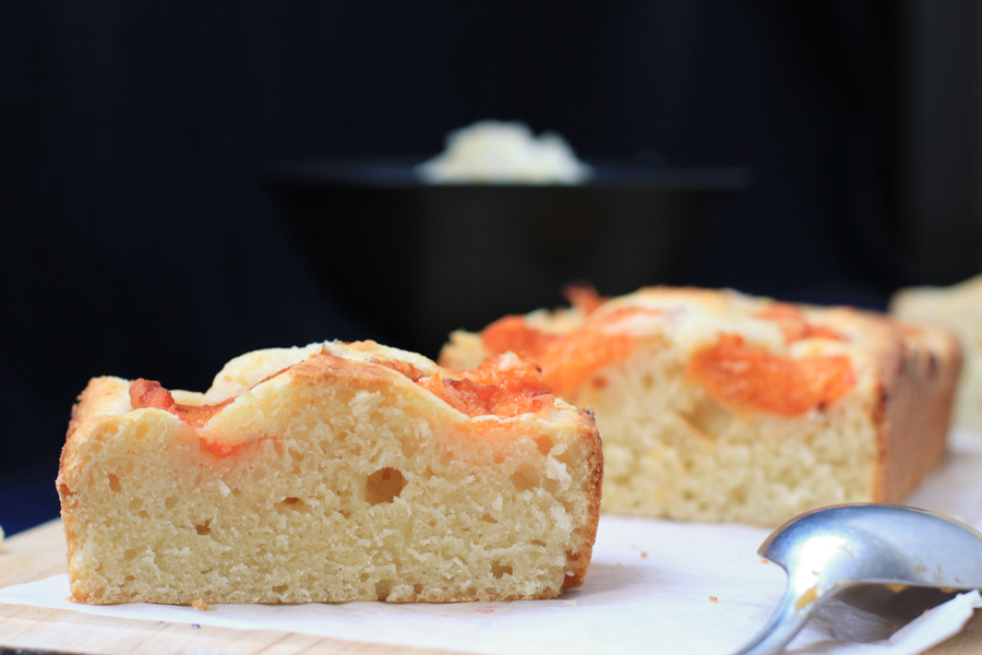 Apricot sheet cake recipe. – Look what I made ...