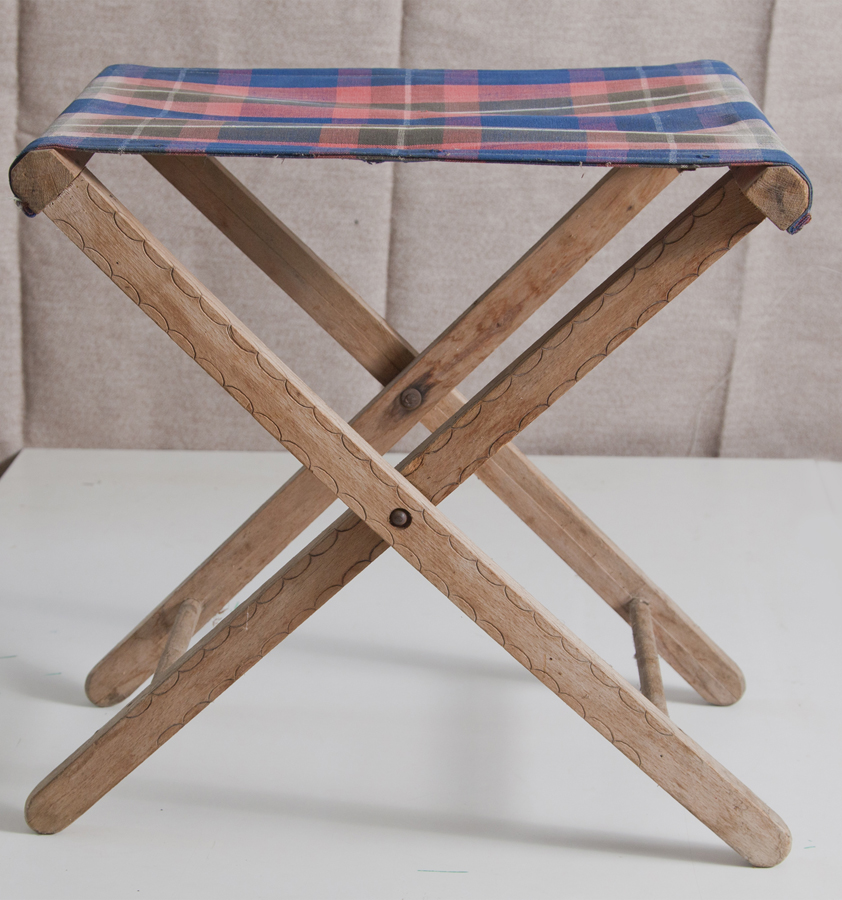 DIY folding chair covers – Look what I made LOOK WHAT I MADE