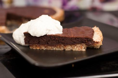 chocolate-coffee-pie-cake-recipe