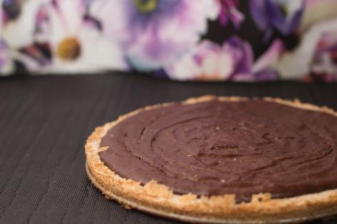 Chocolate-coffee-tarte-pie