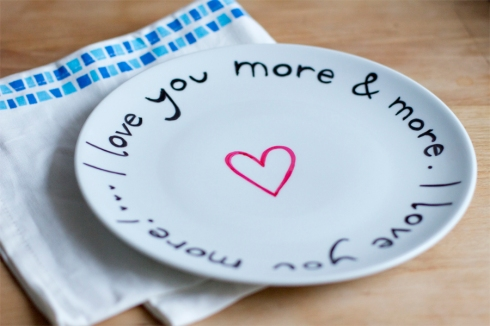 Love-plate-DIY-Edding-done