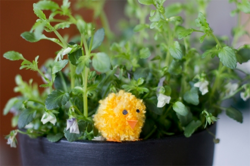 easter-chick-decoration-detail