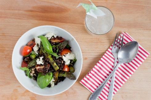feinkoch-lentil-asparagus-salad