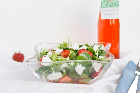 strawberry-mozzarella-salad-vinegar-recipe